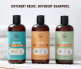 rocco & roxie dog shampoo for odor