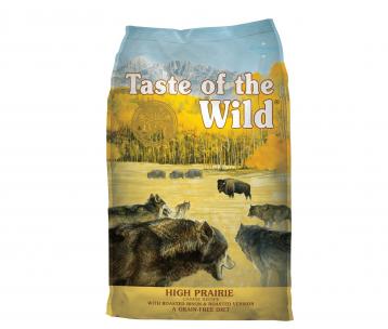 Taste of the Wild High Prairie Grain-Free Dry