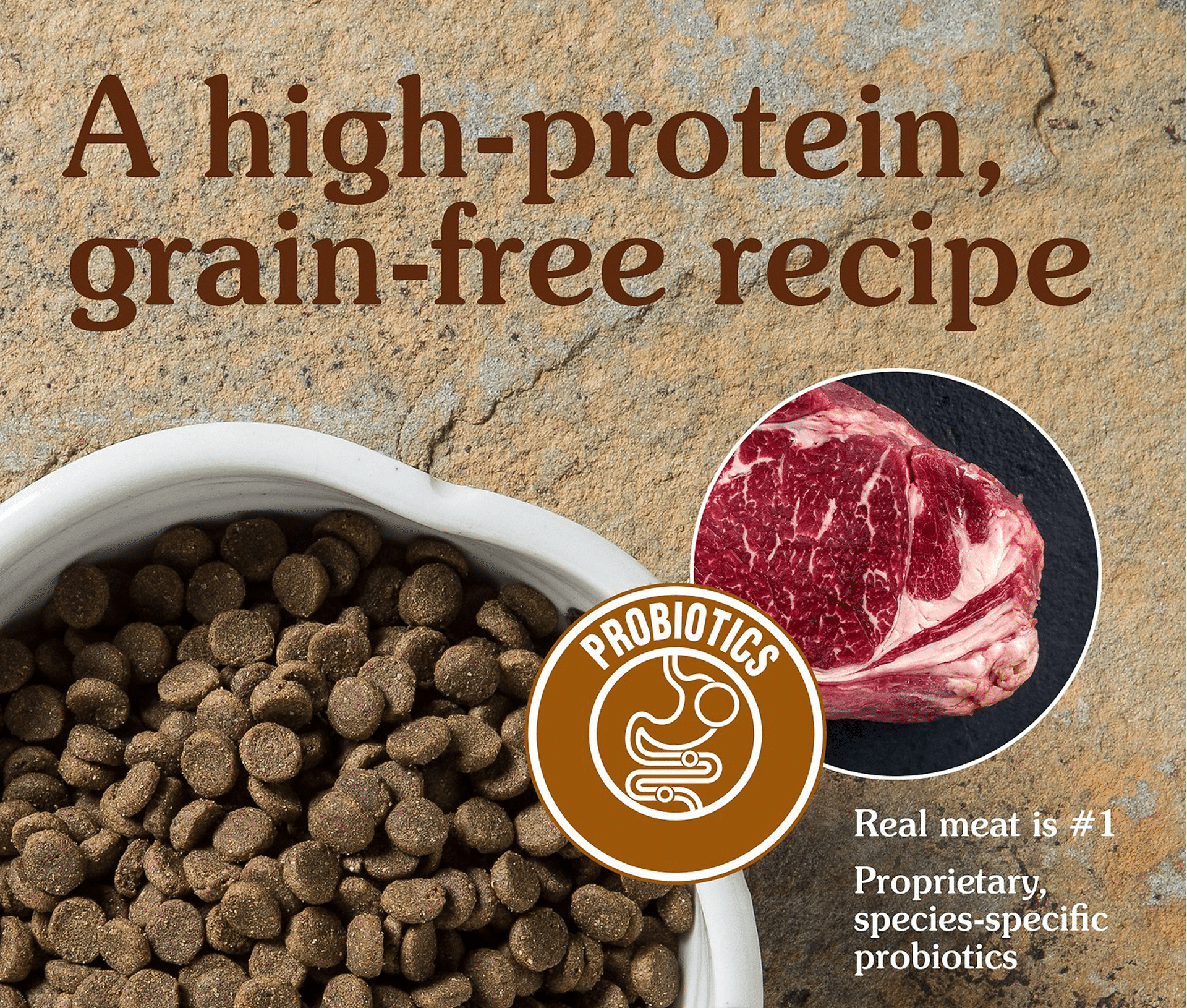 Taste of the Wild High Prairie Grain-Free Dry
