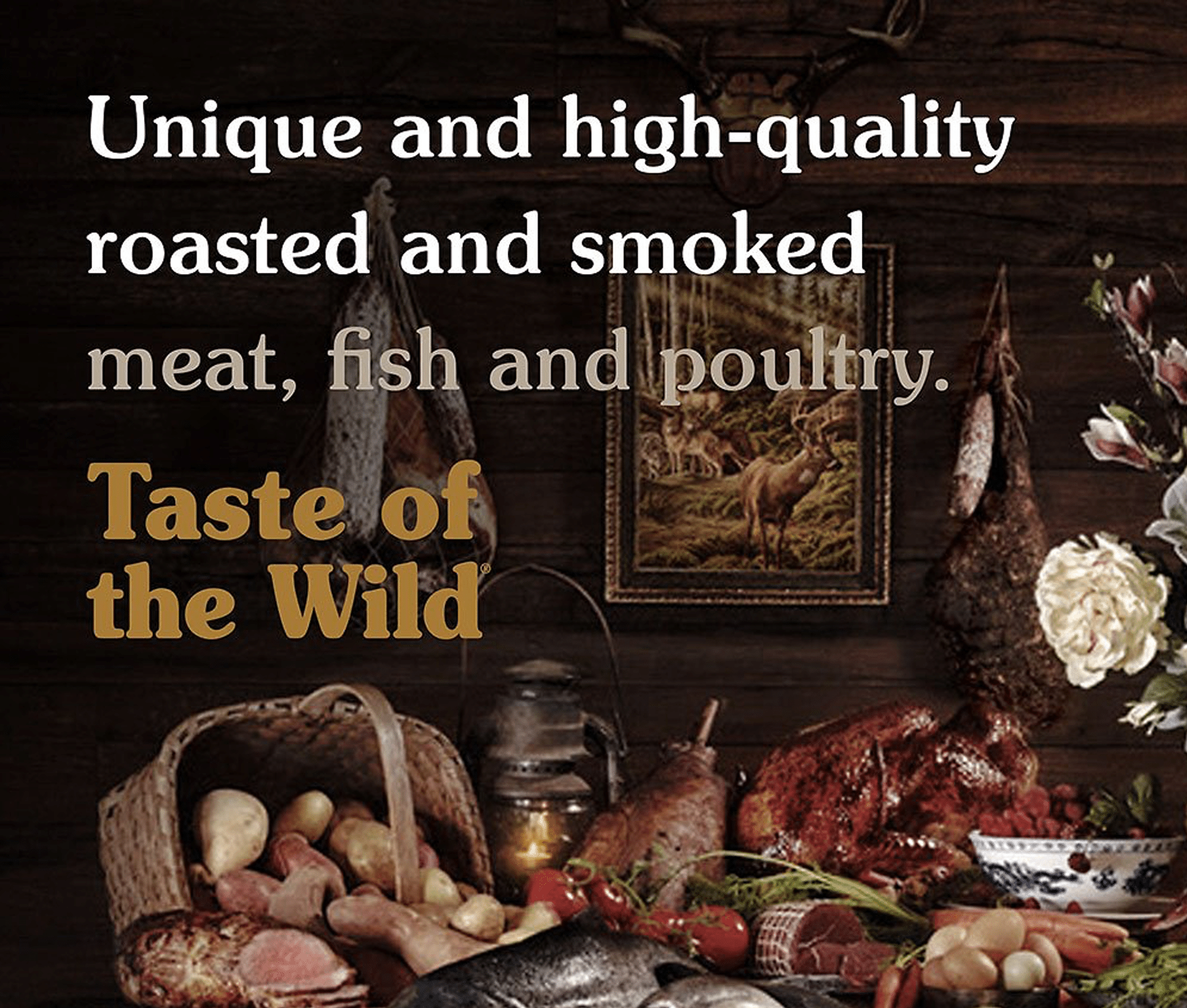 Taste of the Wild––High Prairie Grain-Free