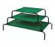 AmazonBasics Elevated Cooling Pet Bed