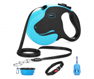 Babyltrl Upgraded Retractable Dog Leash