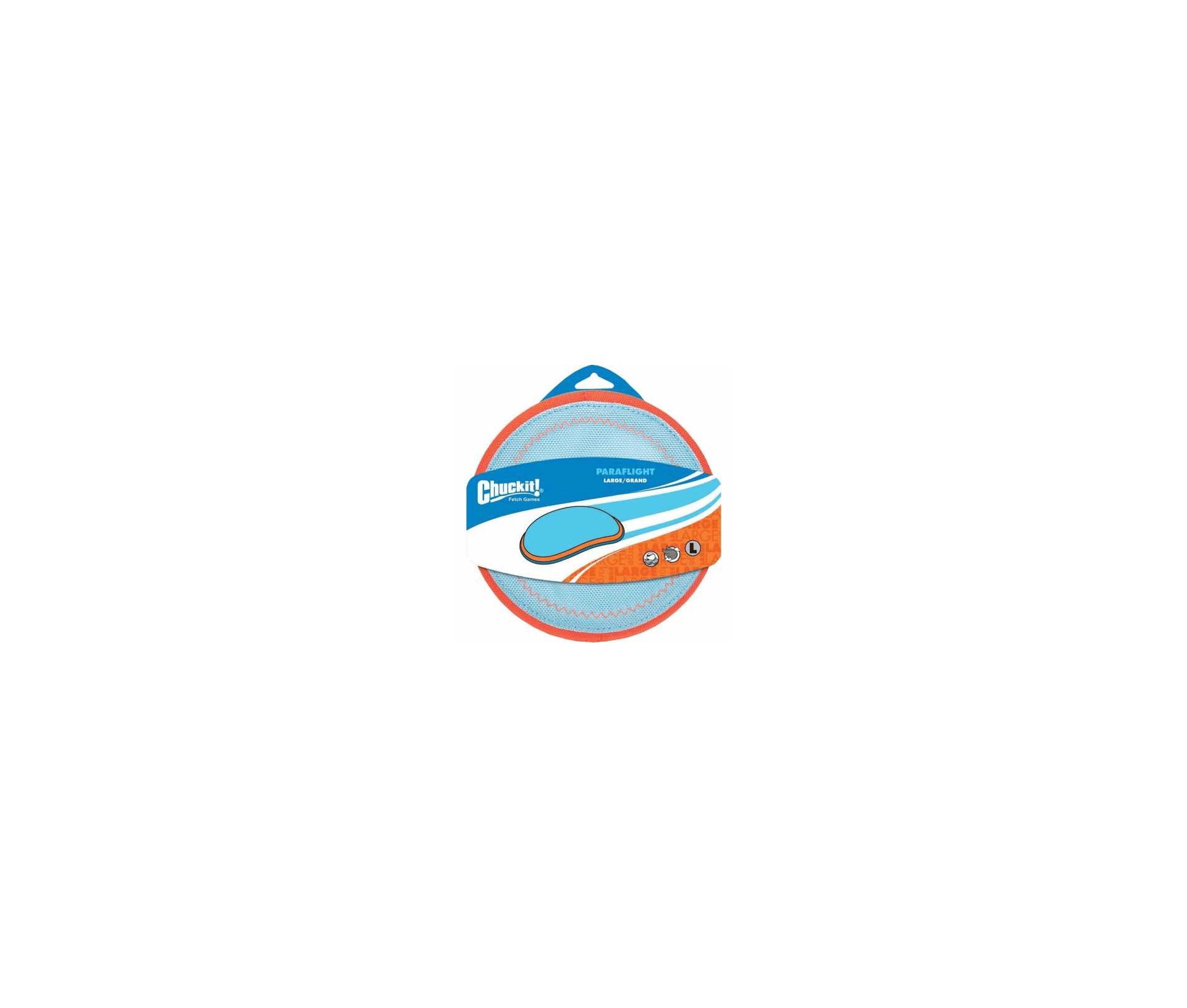 Chuckit Paraflight Flyer