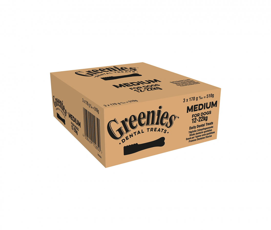 GREENIES Daily Original Medium Dog Treats 2019