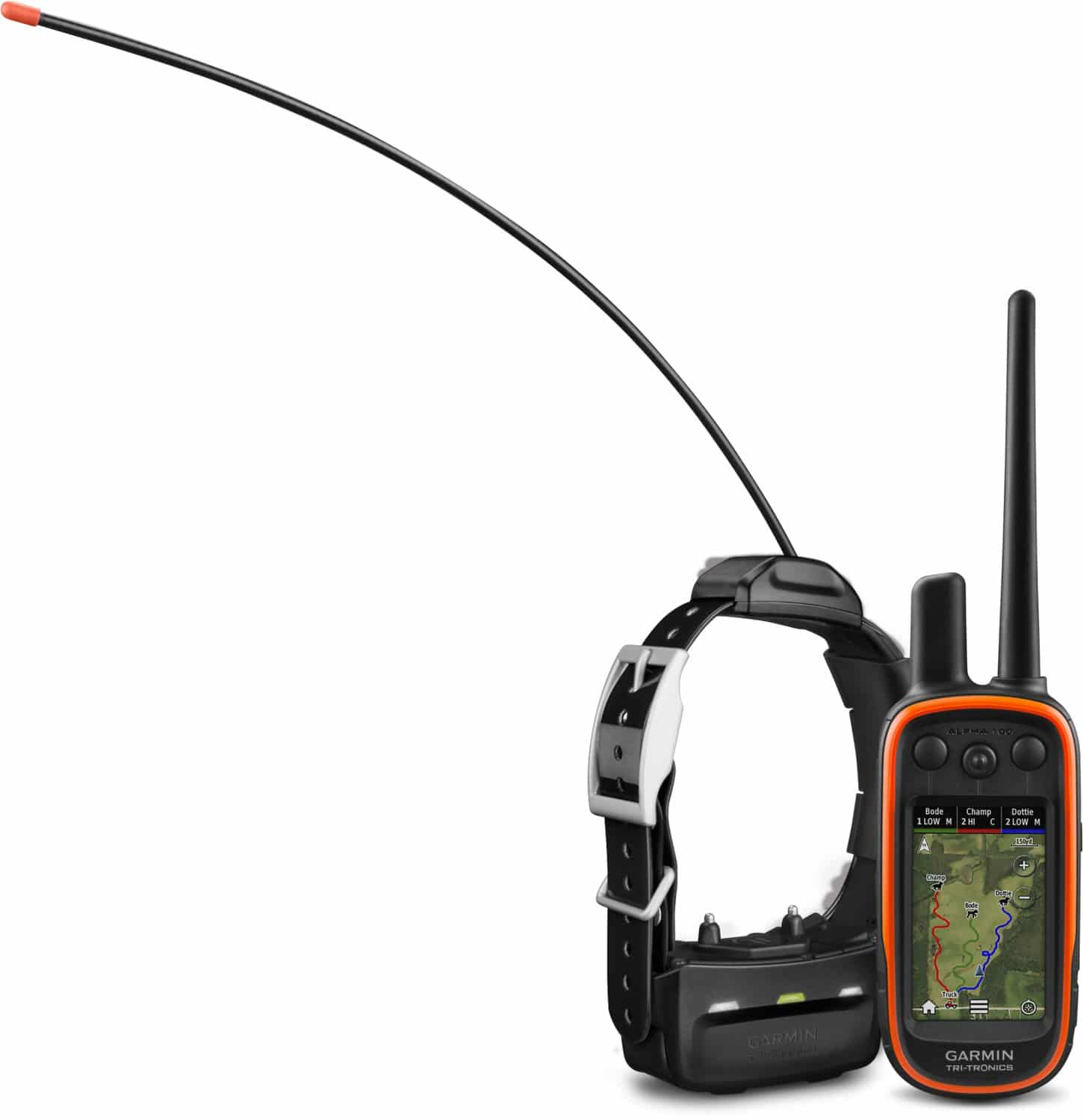 Garmin Alpha 100/TT 15 GPS Bundle Dog Tracker