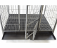 Homey Pet 49'' Stackable Heavy Duty Cage