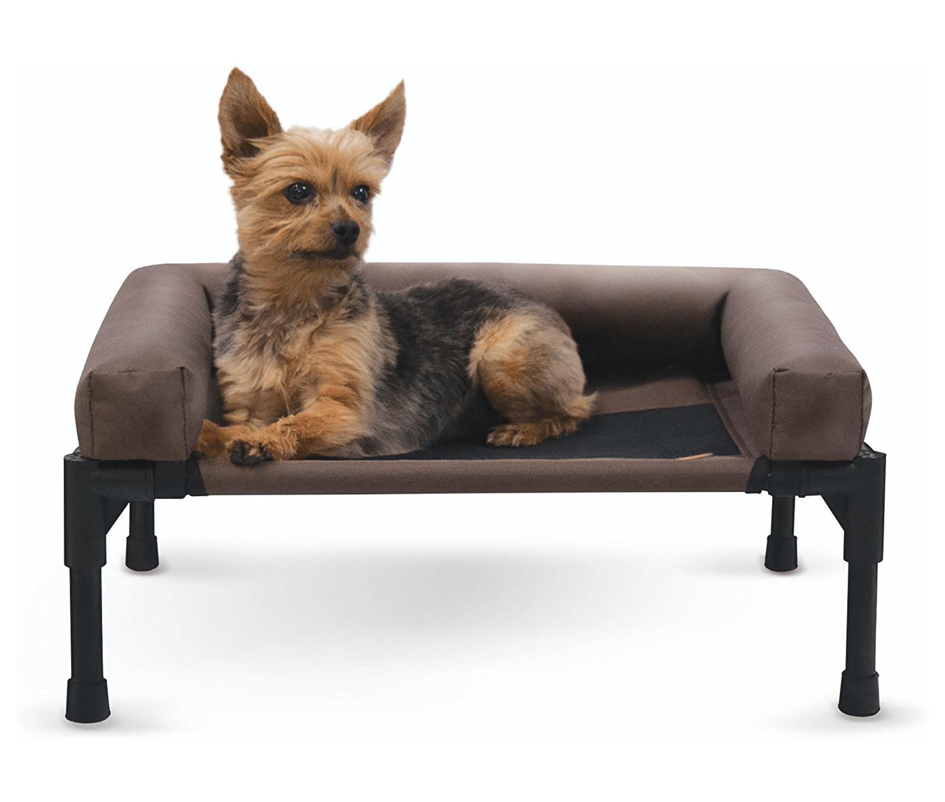 K&H Pet Products Original Bolster Pet Cot