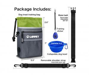 LANNEY Dog Treat Pouch