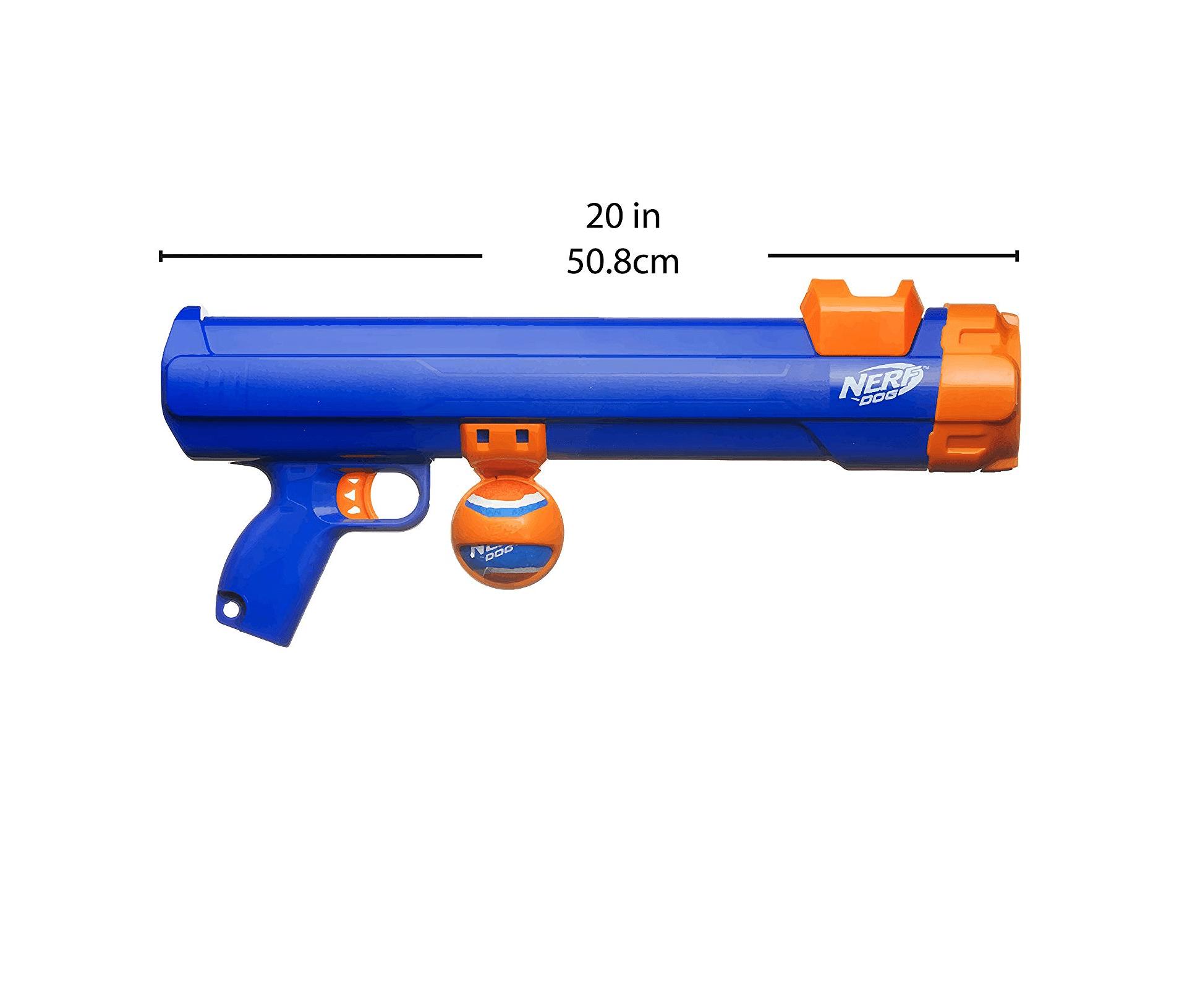 Nerf Dog Tennis Ball Blaster