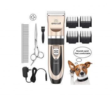 Oneisall Dog Shaver Clippers