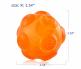 PERSUPER 3.6 Inch Durable Pet Dog Balls
