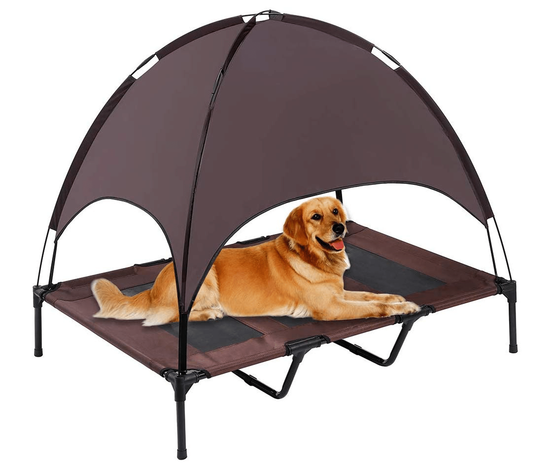 SUPERJARE Outdoor Elevated Dog Bed