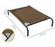 The Original Elevated Dog Bed by Coolaroo