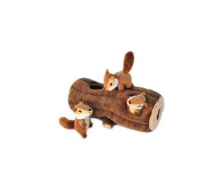 ZippyPaws Woodland Friends Burrow