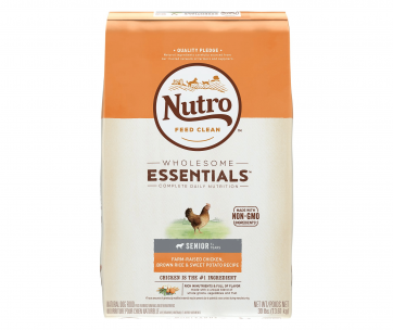 Nutro-Wholesome-Essentials-Senior-Farm-Raised-Chicken,-Brown-Rice-&-Sweet-Potato-Recipe-Dry-Dog-Food-1